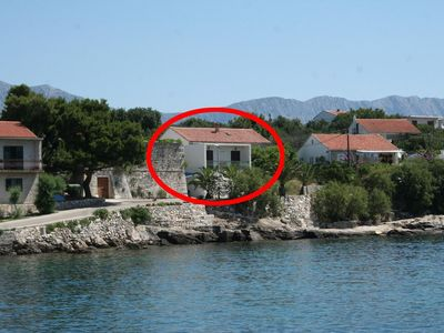 Photo for Two bedroom apartment near beach Sućuraj (Hvar)
