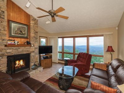 Photo for AMAZING Views !!! LARGE 1,850 Sq Ft CONDO - 3 MASTER SUITES - 3 Baths