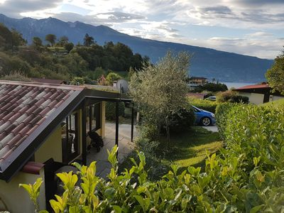 Photo for Detached bungalow / holiday house with garden and communal pool