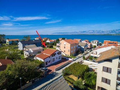 Photo for Apartments Miljenka, (13607), Nin, Zadar riviera, Croatia