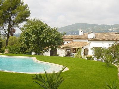 Photo for Complete relaxation starts here - Villa Des Pins, Peymeinade, Cote d'Azur