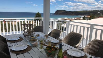 Entertain in style, dine on the balcony, spot a whale, enjoy breathtaking views.