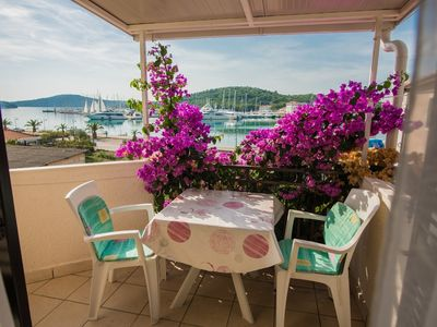 Photo for Apartment Bilja  A2(2+2)  - Rogoznica, Riviera Sibenik, Croatia