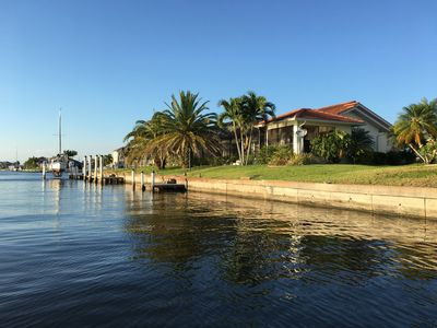 Photo for Simply the Best, Life is Sunny & Warm in Punta Gorda, Gorgeous setting 2 docks