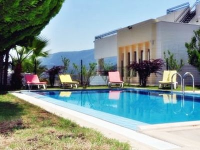 Photo for Nur Villa Daily Villa Letting in Torba. Torba luxury villa with a private pool, suitable for rent to large families.