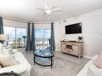 Photo for Amazing Condo! Sleeps 6, Located in Pensacola Beach, Community Pools & Other Amenities!