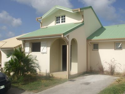 Photo for Seasonal rental Sainte-Anne - Martinique - Recent F3 type House
