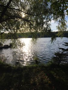 Photo for Lakefront Paradise! Newly Renovated. Private lakefront access. Close to Beach
