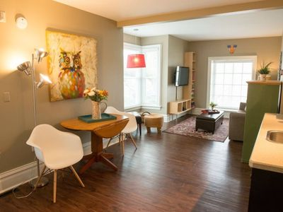Photo for Postcard Suite - Modern Comfort in the Heart of Downtown Sturgeon Bay