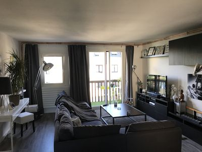 Photo for Large apartment F2 2km from Deauville -Trouville