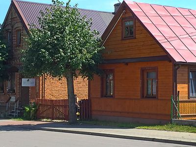 Photo for Vacation home Waszkiewicza in Bialowieza - 8 persons, 3 bedrooms