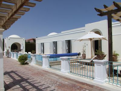 Photo for Villa Romana, El Gouna - Italian Style Luxury Villa, Heated pool, Free Wifi
