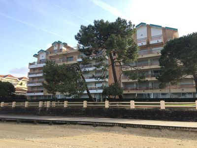 Photo for ARCACHON, building feet in the water 2p / cabin