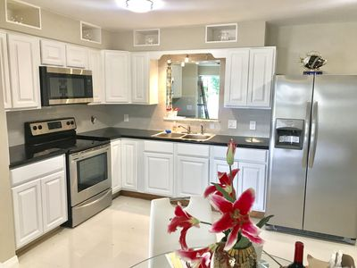 Photo for Beautifully remodeled house, Sleeps 8, WiFi