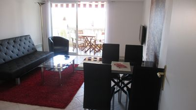 Photo for Rental 4 pers in secure residence 100 meters from the beach