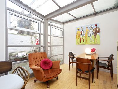 Photo for Zone 1 - London Beautiful Apartment - one bedroom Kensington and Chelsea with WI