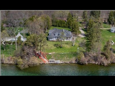 Photo for An all year very large gracious 5 bedroom home on the Kempenfelt Bay