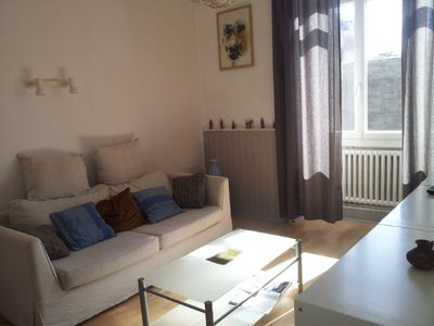 Photo for Apartment located in the city center at 2 steps from the Port