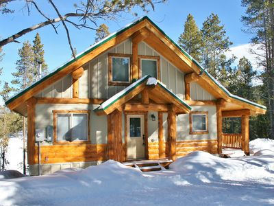 Photo for Bear's Den - Cabin in the Woods minutes to Ski Cooper!