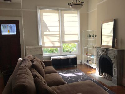 Photo for Lovely and Spacious Dolores Park Townhouse