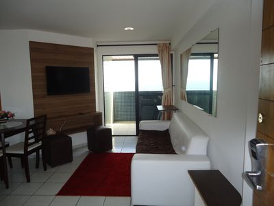 Photo for Apartment Ponta Negra - Sea View and Bald Hill