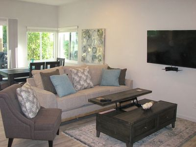 Photo for COMPLETELY REDIGNED/RECONFIGURED 2 BED. 2 BATH CONDO