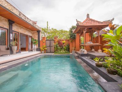 Photo for The Griya Ubud - 2 Bedrooms with Private Pool
