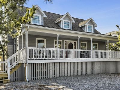 Photo for FREE ACTIVITIES!!!  Super location just steps from the beautiful beaches of South Bethany with all the cottage charm imaginable featuring hardwood floors, 4 bedrooms, 3.5 baths