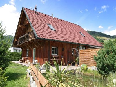 Photo for Private chalet in a rural village, not far from Kreischberg and Turracher Höhe