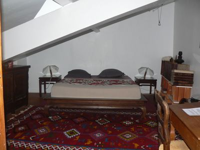 Photo for LE PETIT SIAM - Bed and breakfast 1/2 pers with private bathroom - Center Clermont-F