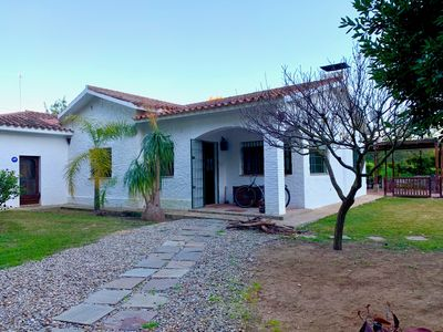 Photo for HOUSE AT 1 KM FROM THE BEACH WITH CHARM AND VERY QUIET