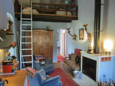 Photo for Charmingly Decorated Apartment In An Old Tuscan Farm-House