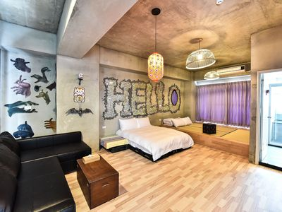 Photo for Double room in Tainan