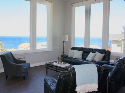 Photo for Completely Remodeled Home with Amazing Ocean Views!