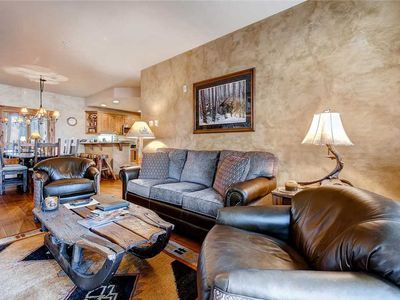 Photo for Mountain Condo w/Onsite Pool & Hot Tubs, Fitness Center & Winter Shuttles!