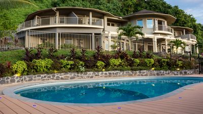 Photo for IRO LUXURY RETREAT - Panoramic views with absolute privacy