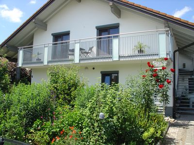 Photo for Apartment in the beautiful Allgäu with balcony for up to 4 people