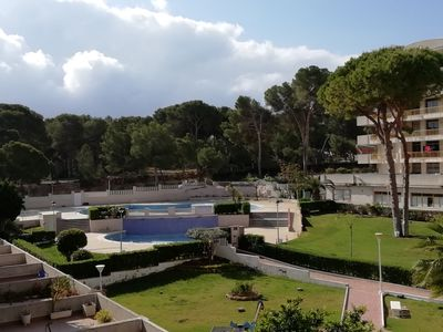 Photo for 2 bedroom apartment in the residential complex Cataluña92