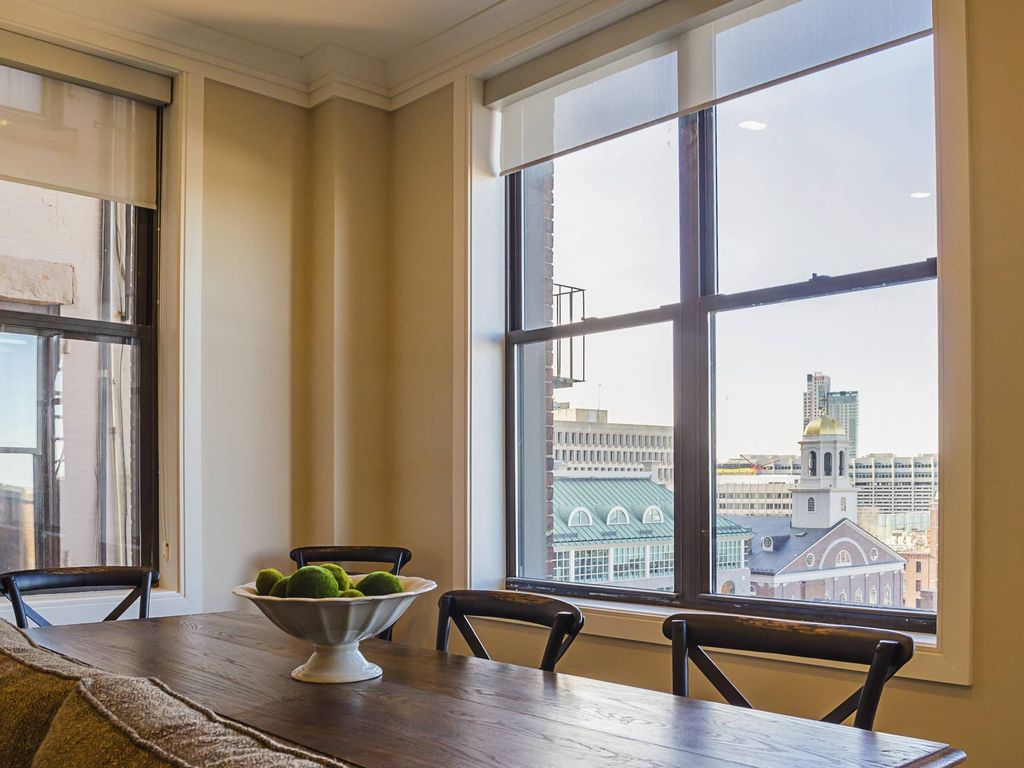 Spactacular, Luxurious Faneuil Hall 2 bedroom 2 Bath condo