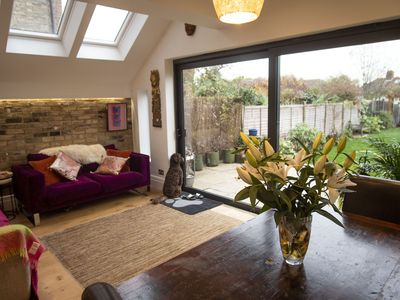 Photo for 3 Story Victorian Terraced House in a leafy road in beautiful North London