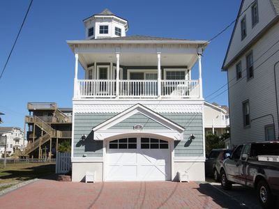 Photo for 2ND OFF THE BEACH IN SEA ISLE - 4BR, 3-1/2BA SINGLE FAMILY W/INCREDIBLE VIEWS!!!