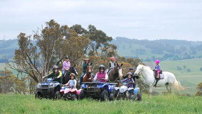 Photo for High Country Trail Rides & Farmstay