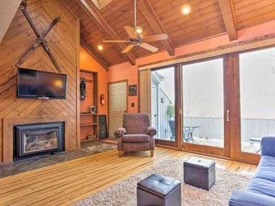 Photo for Cozy Beech Mountain w/ Instant Ski Access!