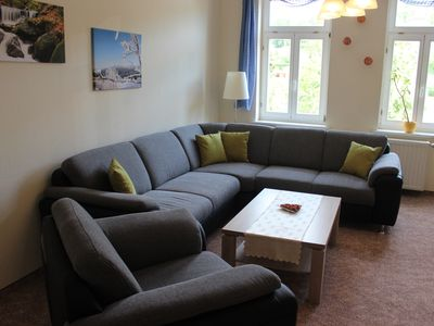 Photo for Apartments in the Harz, Large apartment 7 with 3 bedrooms - 6 people, dog ok.