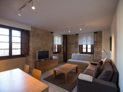 Photo for Apartment 195 m from the center of Salamanca with Internet, Lift, Parking, Washing machine (441623)