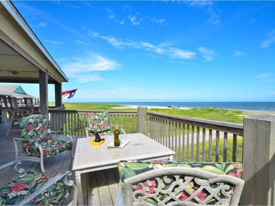 Beautiful 4 bedroom beachfront -- incredible quiet, wide beaches --- Nicol 5