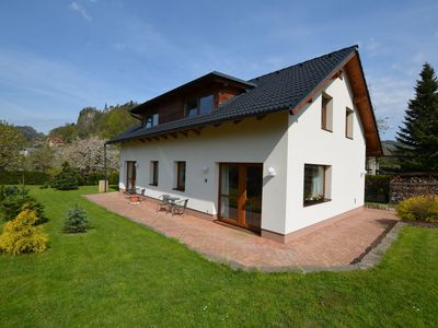 Photo for Beautiful Holiday Home in Malá Skála with Garden