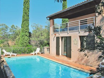 Photo for Vacation home Ferienhaus mit Pool (AGY100) in Agay - 4 persons, 1 bedrooms