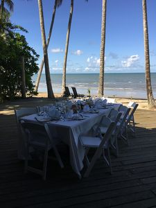 Photo for Absolute Beachfront across the bay from PORT DOUGLAS