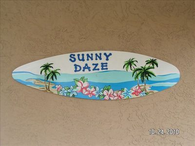 Photo for Sunny Daze, Your Beach Home Away From Home